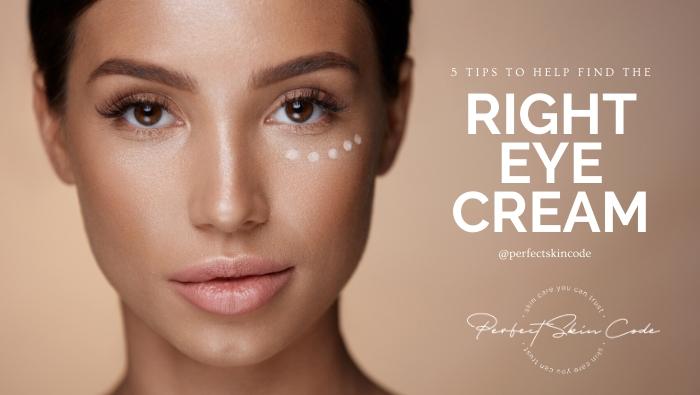 Right Eye Cream