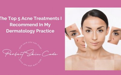 The Top 5 Acne Scar Treatments I Recommend