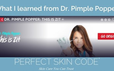 What I learned from Dr. Pimple Popper