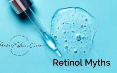 Retinol Myths