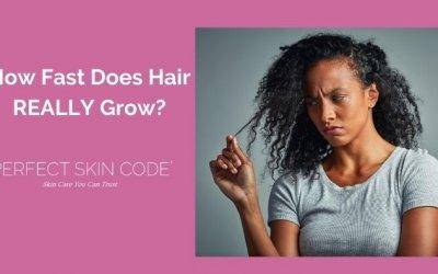 How Fast Does Hair REALLY Grow