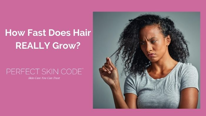 How fast does your hair grow?