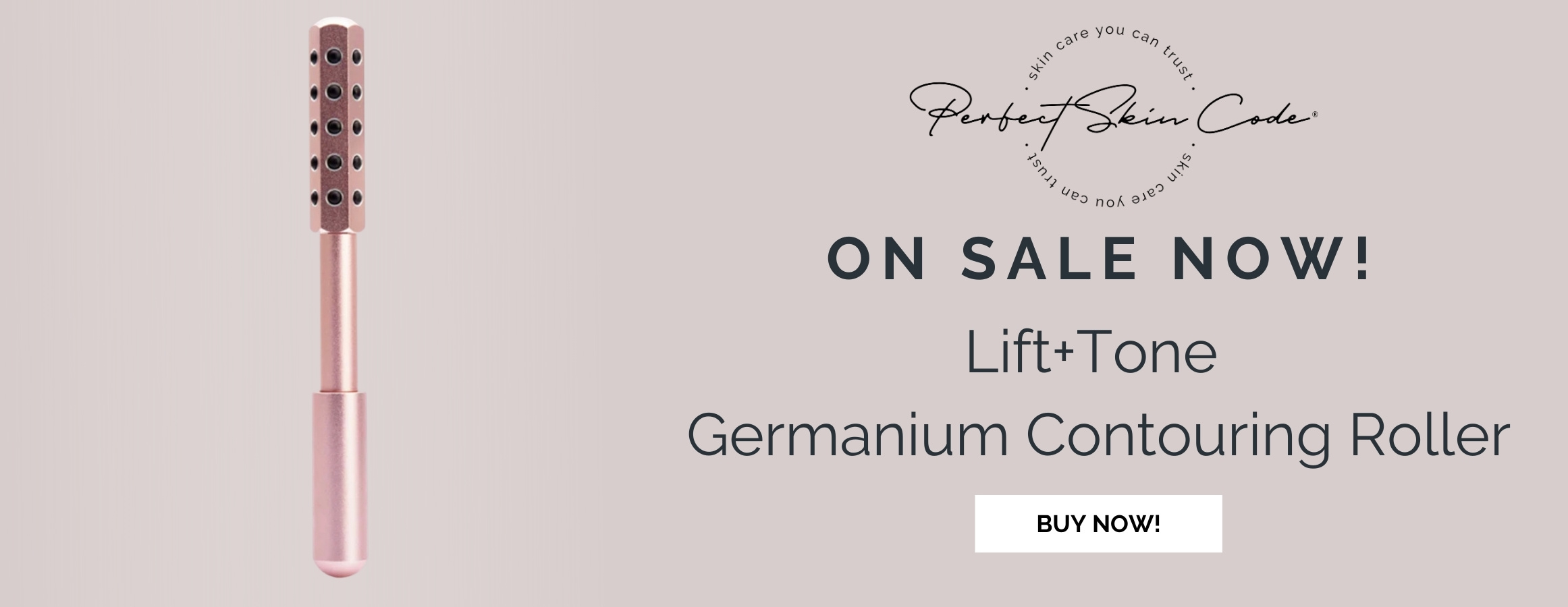 Lift + Tone Germanium Contouring Roller