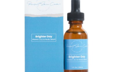 BRIGHTER DAY VITAMIN C, B, E AND FERULIC SERUM
